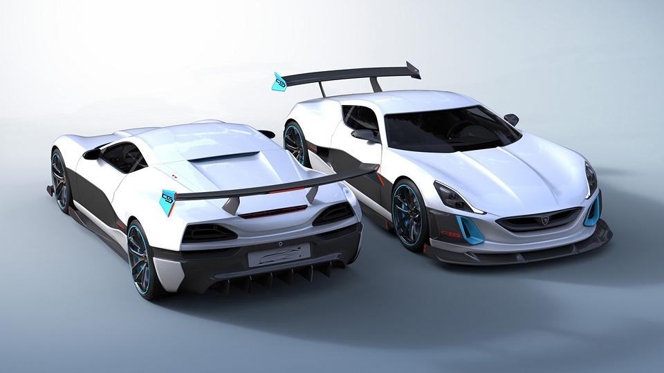 Самые крутые электрические спорткары Женевского автосалона