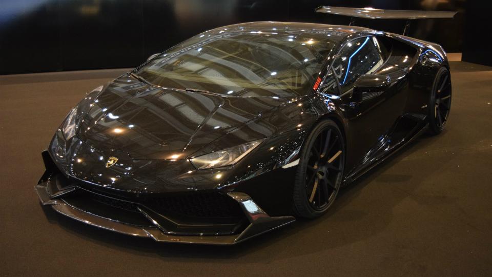 Тюнеры назвали Lamborghini Huracan в честь города в Саудовской Аравии