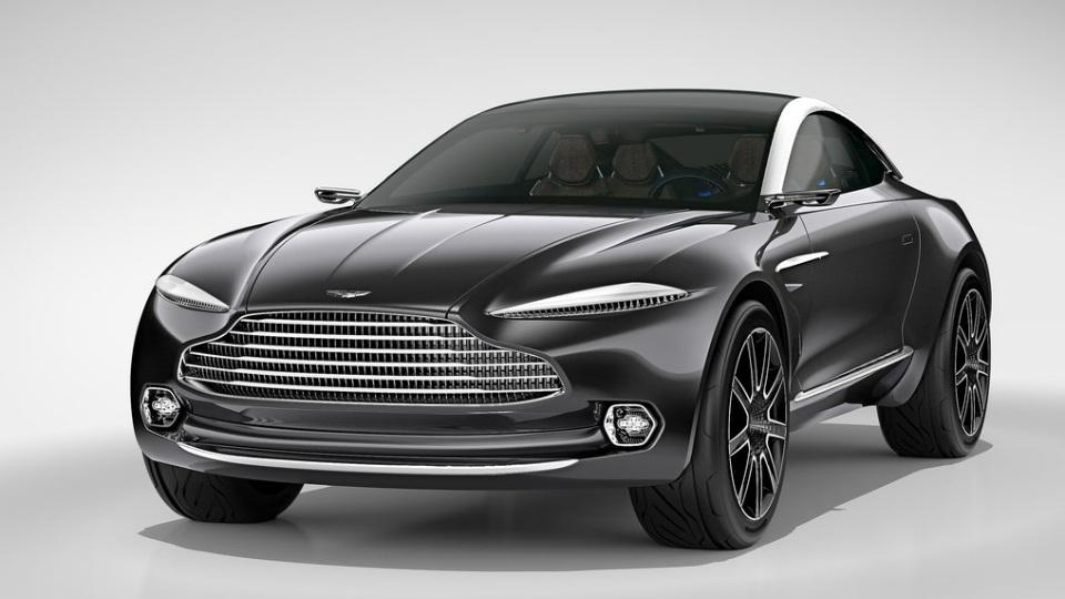 Британцы будут производить спорткары, седаны и кроссоверы