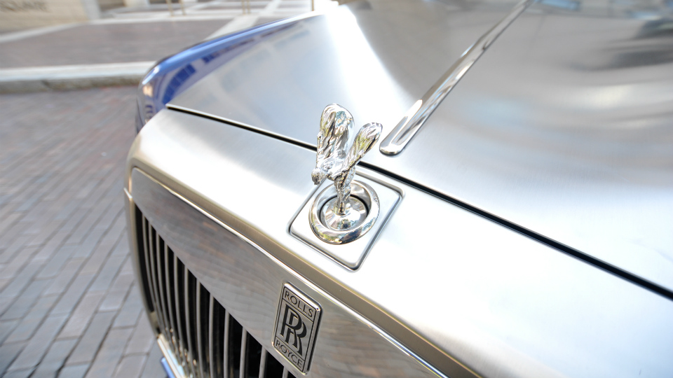 Rolls-Royce выпустит первый в истории концепт-кар
