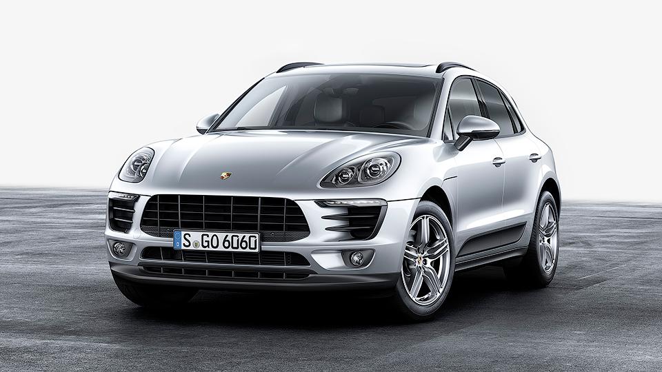 Porsche привезет в Россию Macan с «турбочетверкой»