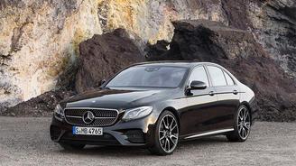 Mercedes-Benz показал AMG-версию E-Class. Фото - Mercedes-Benz