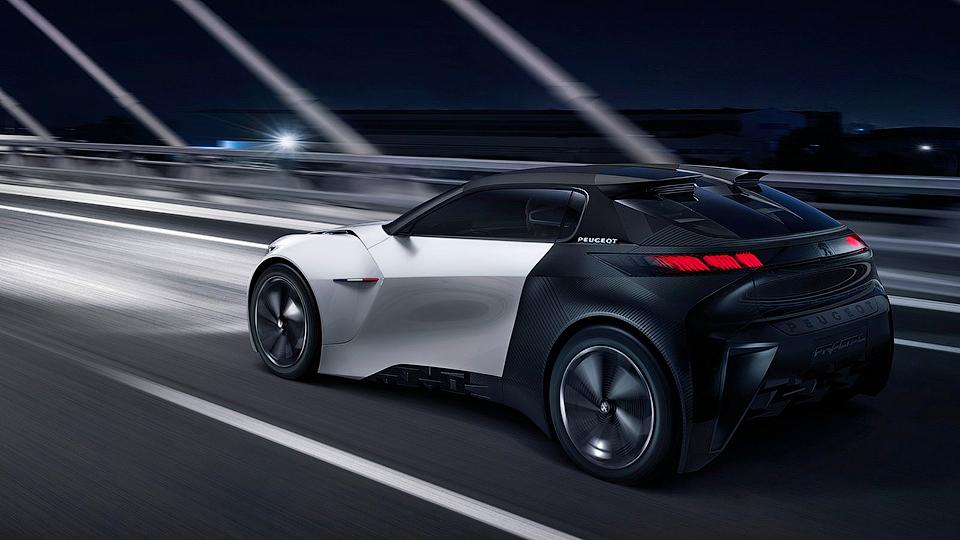 Peugeot за три года выпустит электрокар и гибрид