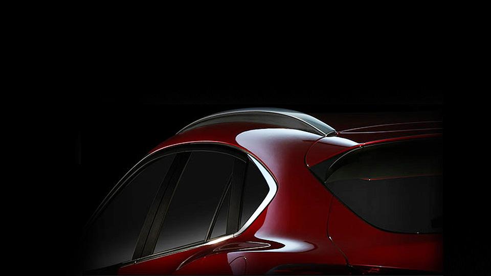 Mazda назвала дату дебюта нового кроссовера