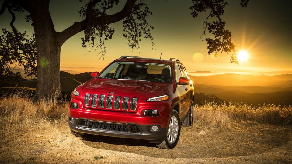 В России отзовут внедорожники Jeep Cherokee