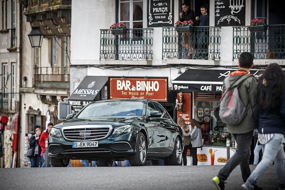 Куда спешит Mercedes-Benz с автоматизацией Е-класса. Фото 4