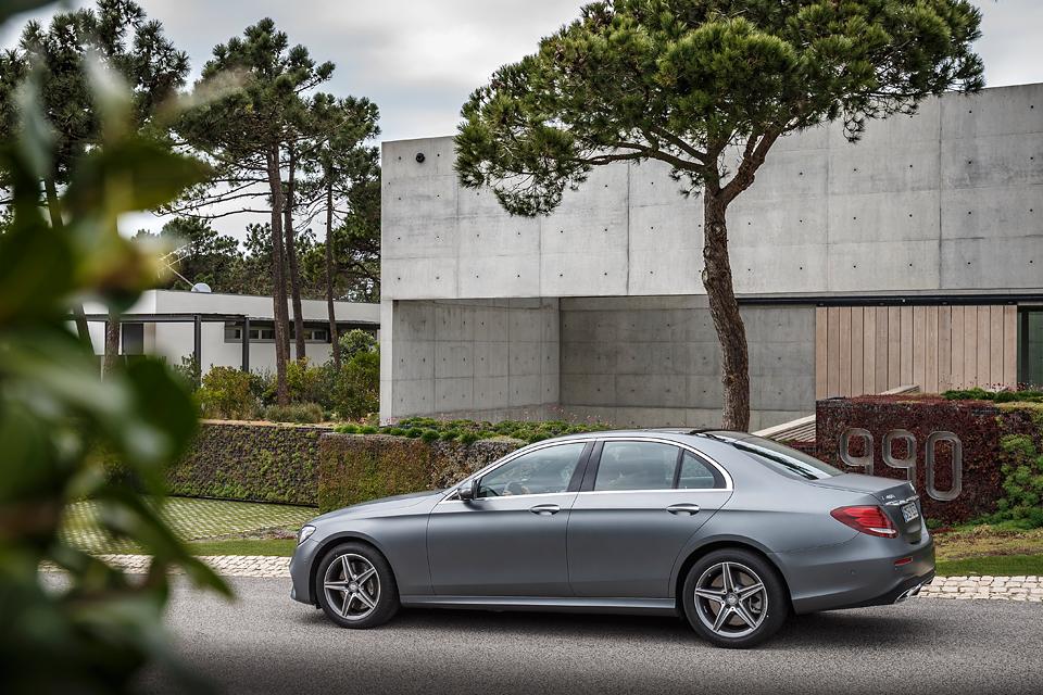 Куда спешит Mercedes-Benz с автоматизацией Е-класса. Фото 11