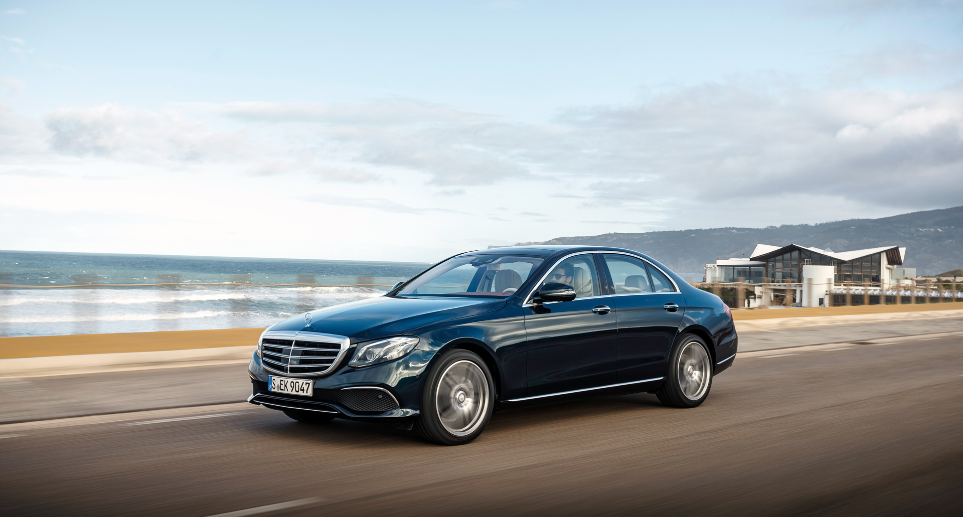 Куда спешит Mercedes-Benz с автоматизацией Е-класса. Фото 6