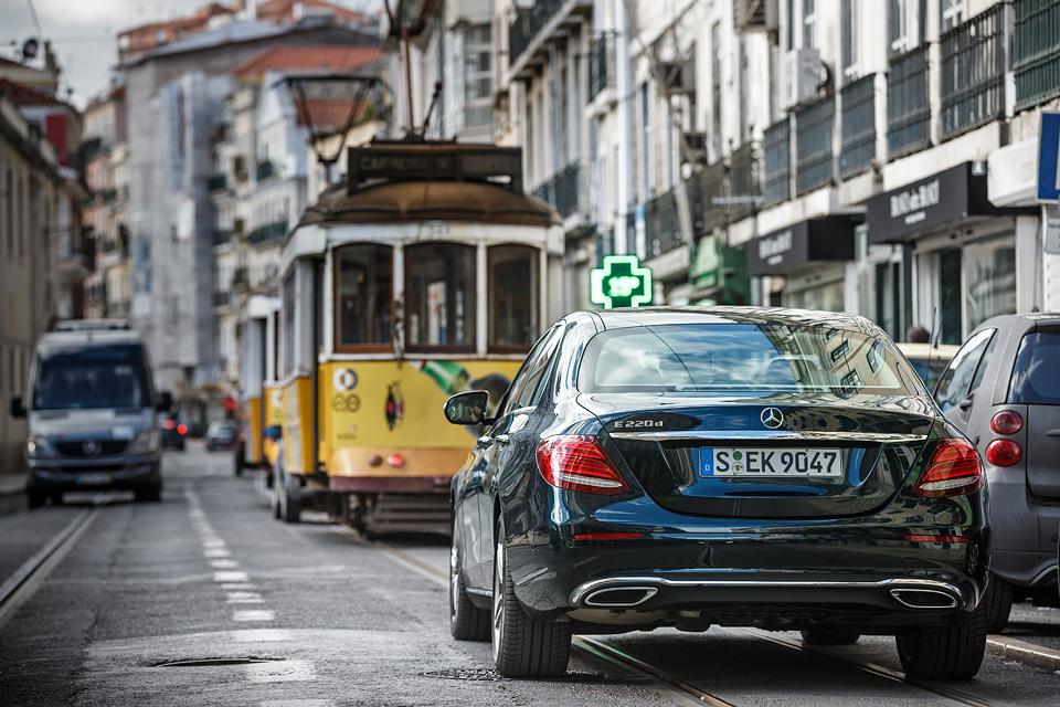 Куда спешит Mercedes-Benz с автоматизацией Е-класса. Фото 7