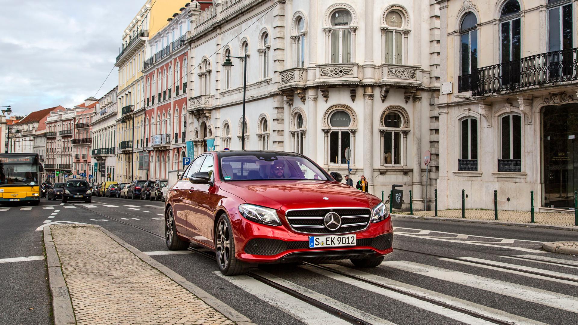 Куда спешит Mercedes-Benz с автоматизацией Е-класса. Фото 10