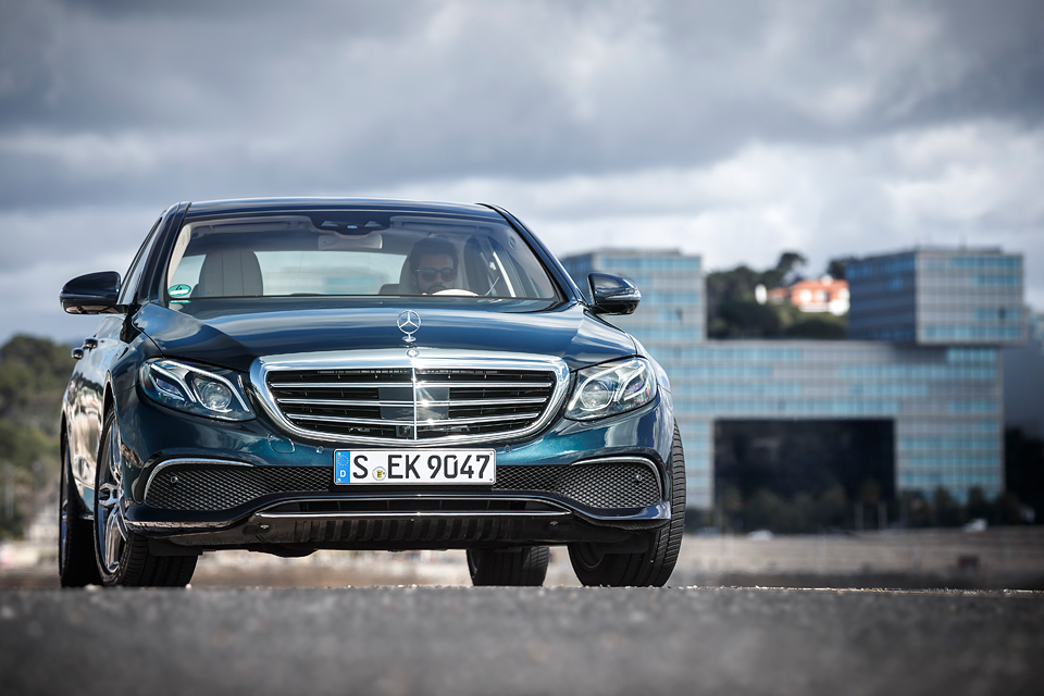Куда спешит Mercedes-Benz с автоматизацией Е-класса. Фото 8
