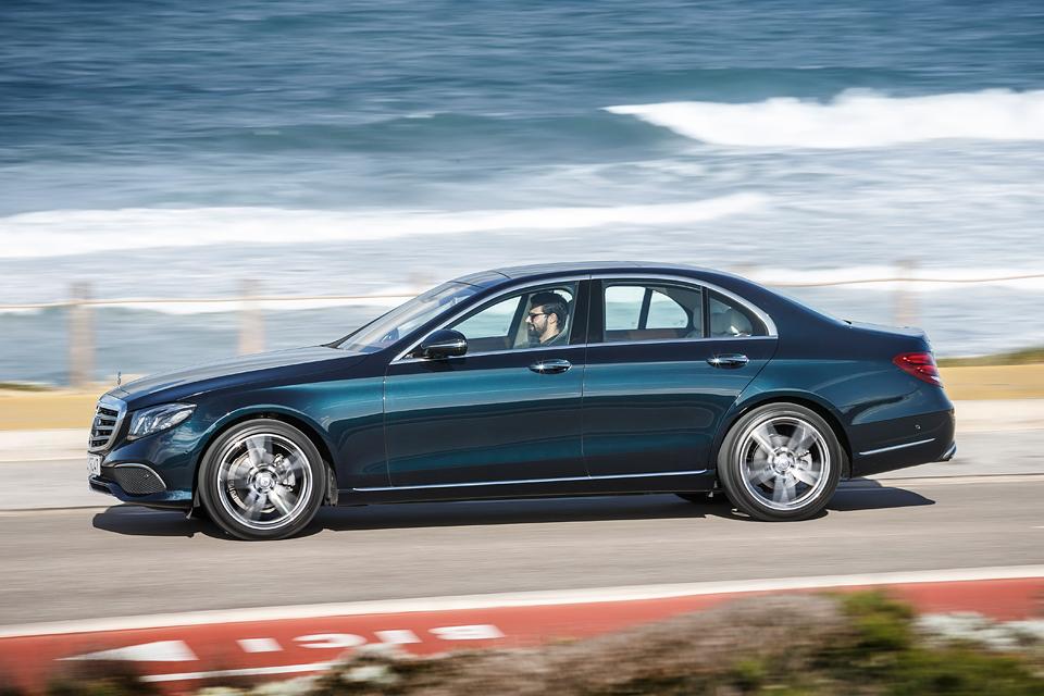 Куда спешит Mercedes-Benz с автоматизацией Е-класса. Фото 9
