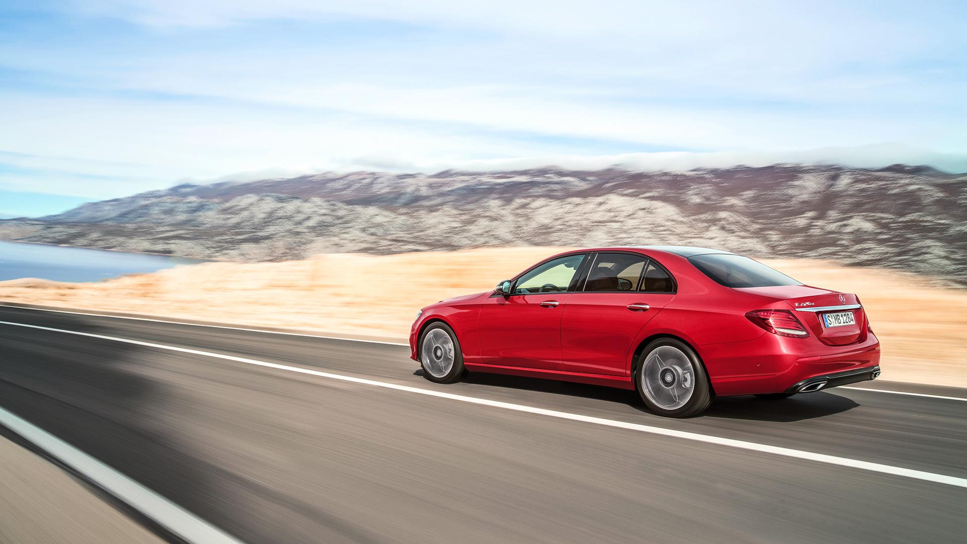 Куда спешит Mercedes-Benz с автоматизацией Е-класса. Фото 3