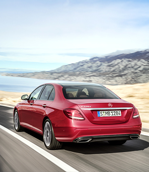 Куда спешит Mercedes-Benz с автоматизацией Е-класса