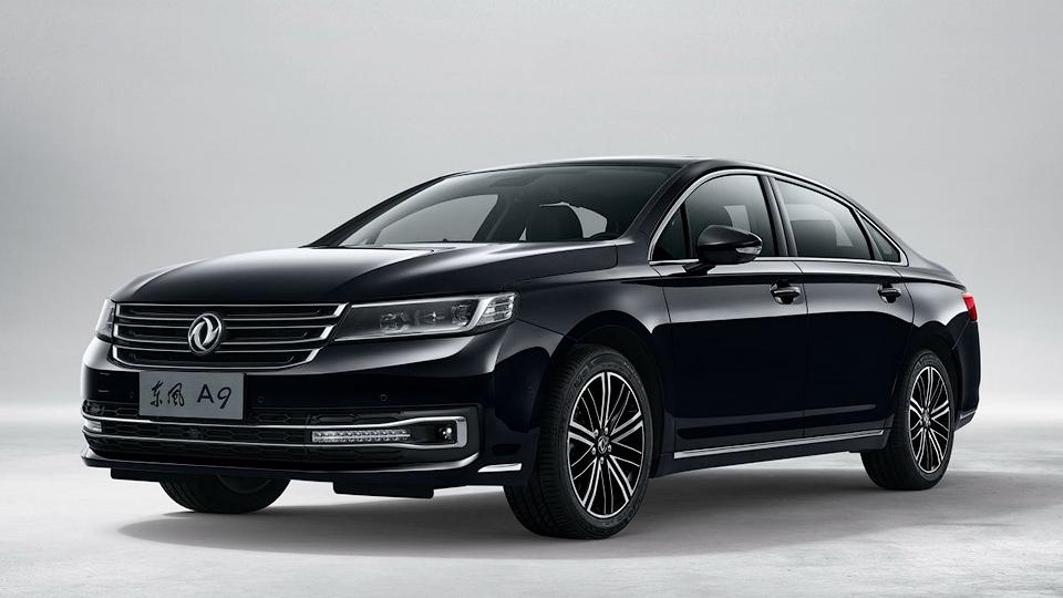 Dongfeng построил флагманский седан на базе «Ситроена» С5