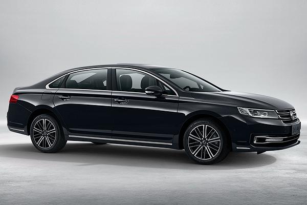 Компания Dongfeng представила седан Aeolus A9