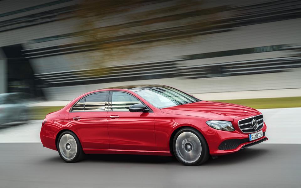 Куда спешит Mercedes-Benz с автоматизацией Е-класса. Фото 1