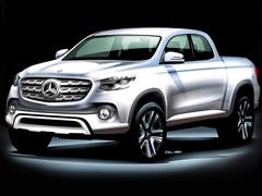 Новый концепт-кар Mercedes-Benz могут представить на автосалоне в Париже
