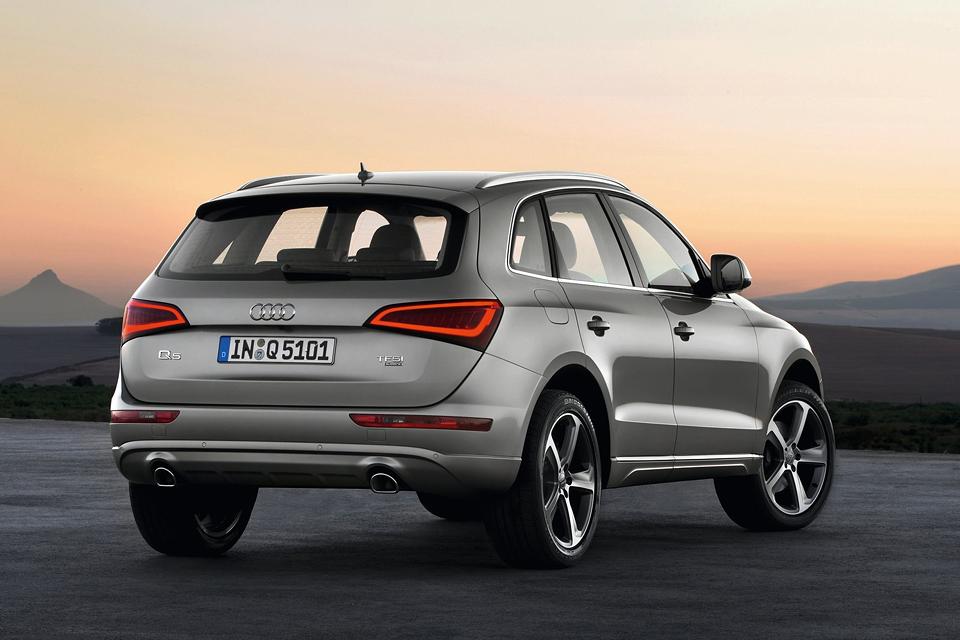 Каким будет Audi Q5 второго поколения. Фото 1
