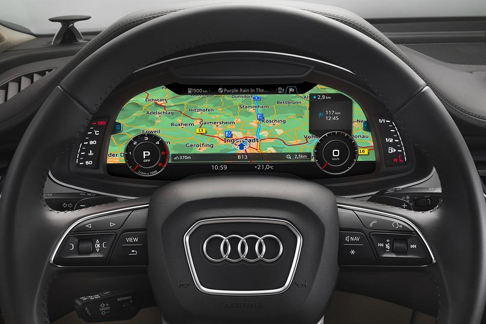 Каким будет Audi Q5 второго поколения. Фото 8