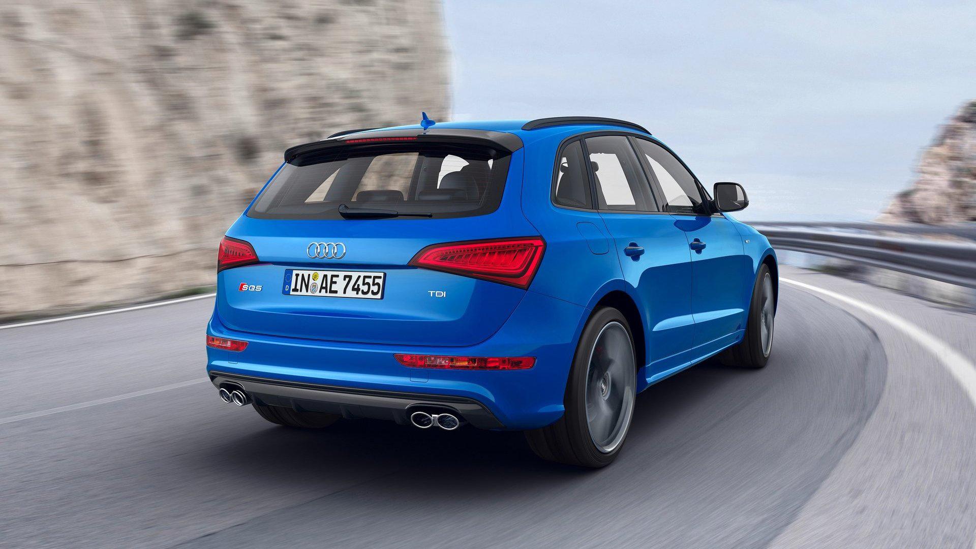 Каким будет Audi Q5 второго поколения. Фото 7