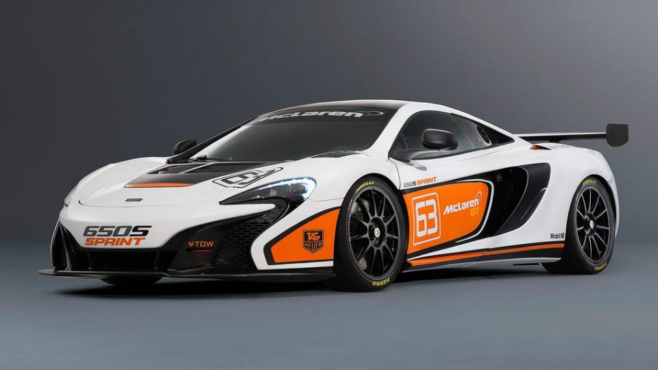 У купе появятся модификации Sprint и GT4