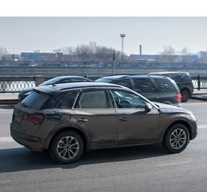 Каким будет Audi Q5 второго поколения