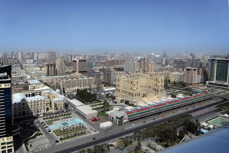 Как Азербайджан воскрешает дух Формулы-1 пятидесятых