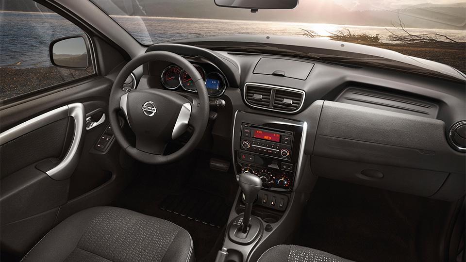 Кроссовер Nissan обновился и обзавелся новым салоном. Фото 1