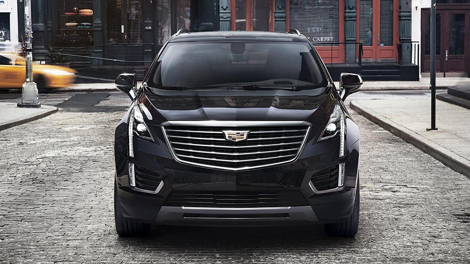 Cadillac разработает большой кроссовер с тремя рядами кресел