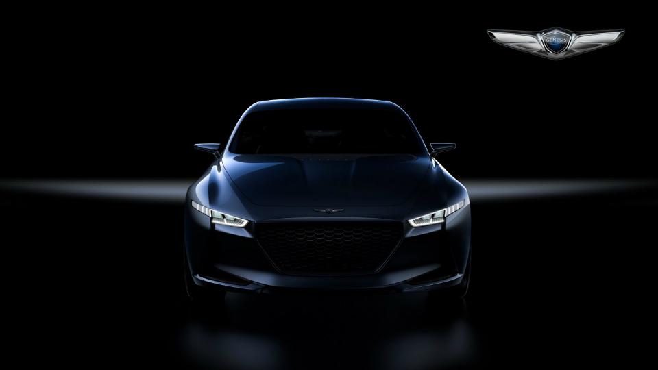 Премиум-бренд Hyundai привезет в Нью-Йорк прототип спортседана