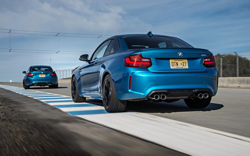 Что получится, если взять BMW M4 и отсечь все лишнее? Лучшая «эмка» десятилетия — BMW М2. Фото 9