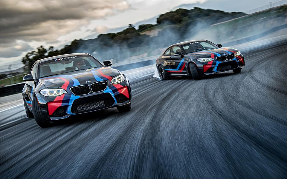 Что получится, если взять BMW M4 и отсечь все лишнее? Лучшая «эмка» десятилетия — BMW М2. Фото 6