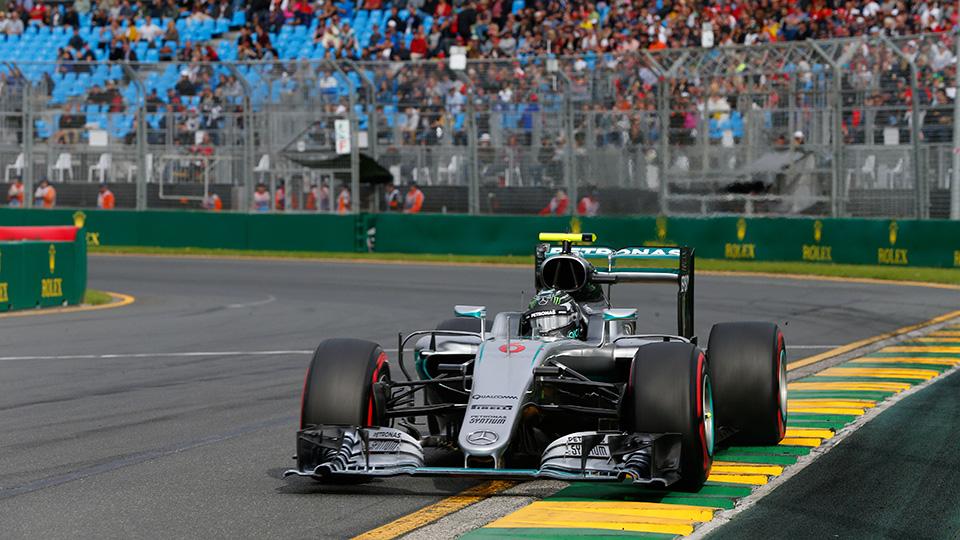 Росберг начал новый сезон Формулы-1 с победы