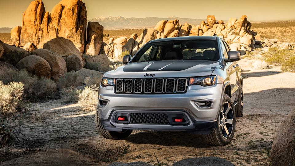 Стали известны подробности о Jeep Grand Cherokee для бездорожья