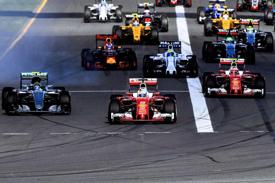 Что произошло на гонке Формулы-1 в Мельбурне