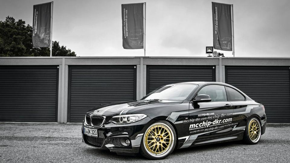 Тюнеры добавили мощности купе BMW 2-Series