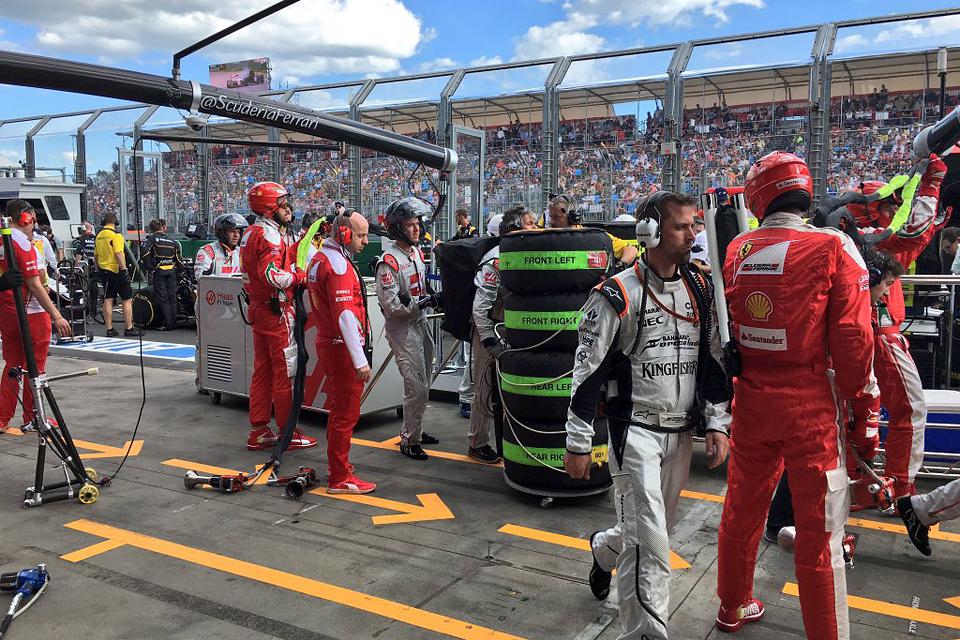 Что произошло на гонке Формулы-1 в Мельбурне. Фото 4