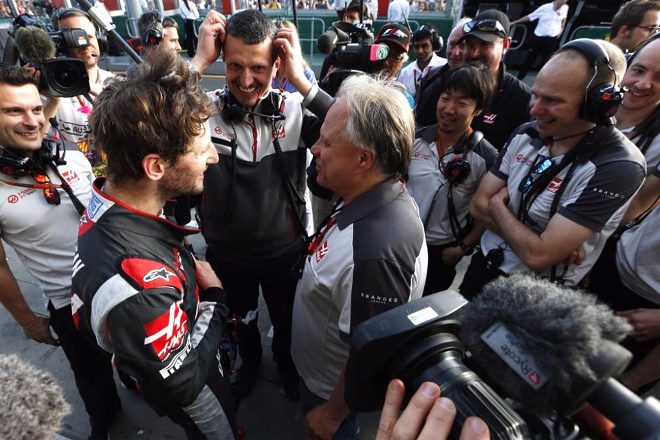 Что произошло на гонке Формулы-1 в Мельбурне. Фото 7