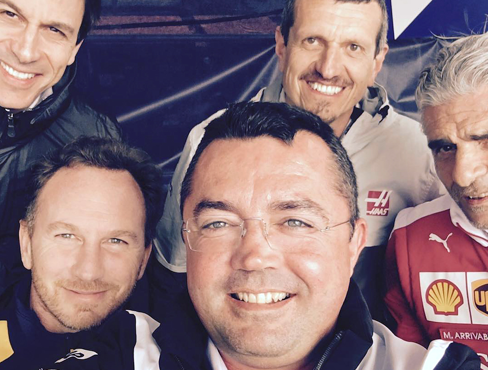 Что произошло на гонке Формулы-1 в Мельбурне. Фото 5