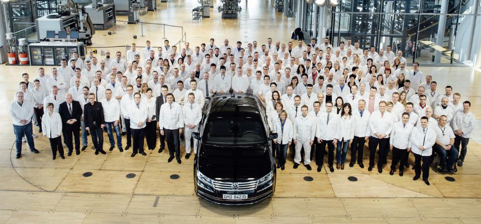 Флагманский седан сняли с конвейера после 14 лет производства