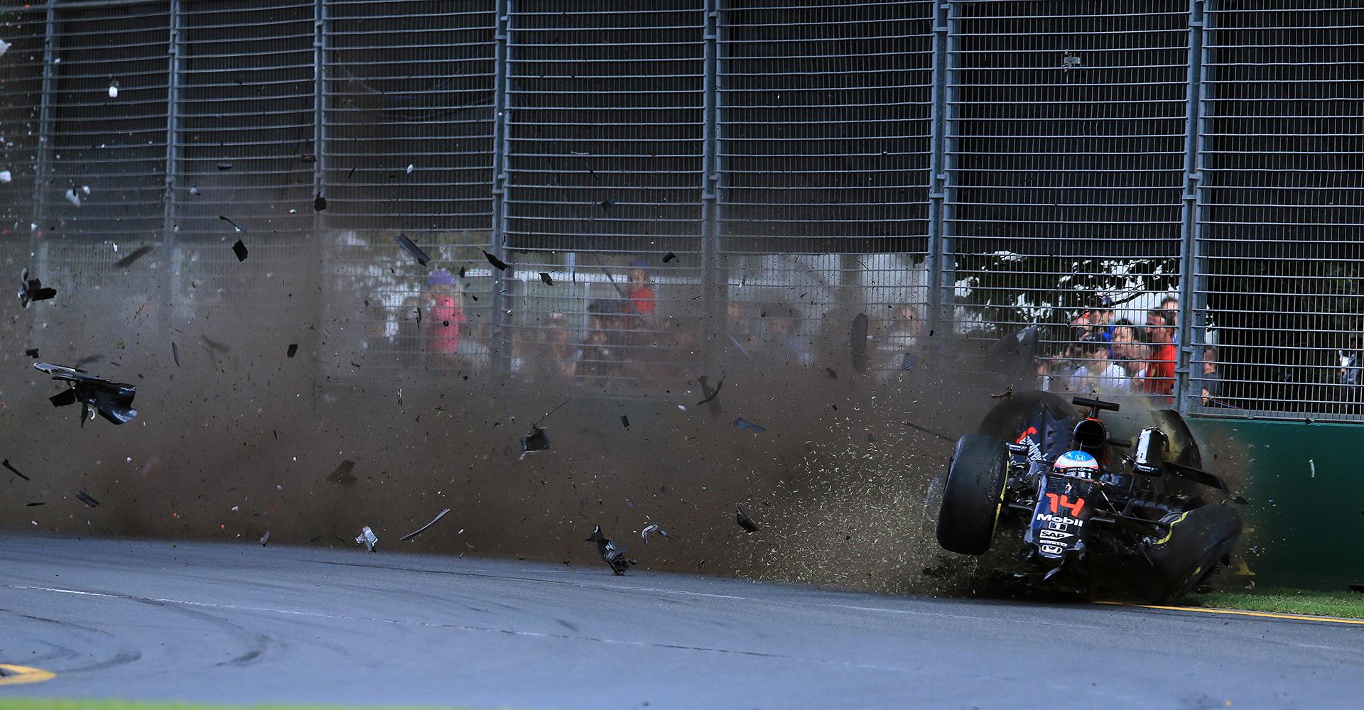 Что произошло на гонке Формулы-1 в Мельбурне. Фото 1