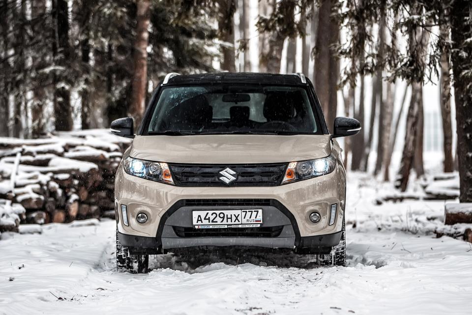 Японский Range Rover за миллион: длительный тест Suzuki Vitara. Фото 1