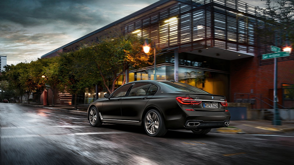 BMW разработает конкурента «Майбаху»