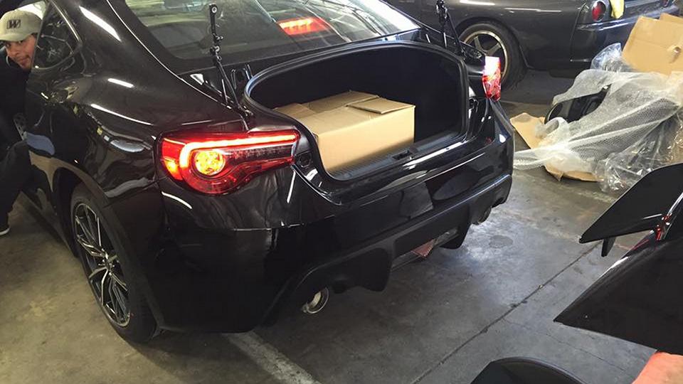 У двухдверки Subaru изменится экстерьер и интерьер