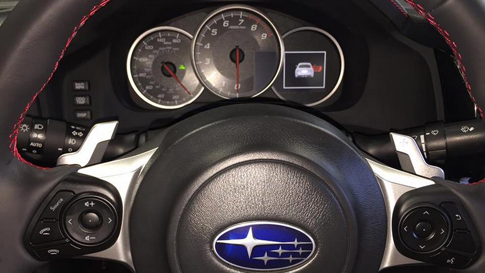 У двухдверки Subaru изменится экстерьер и интерьер. Фото 1