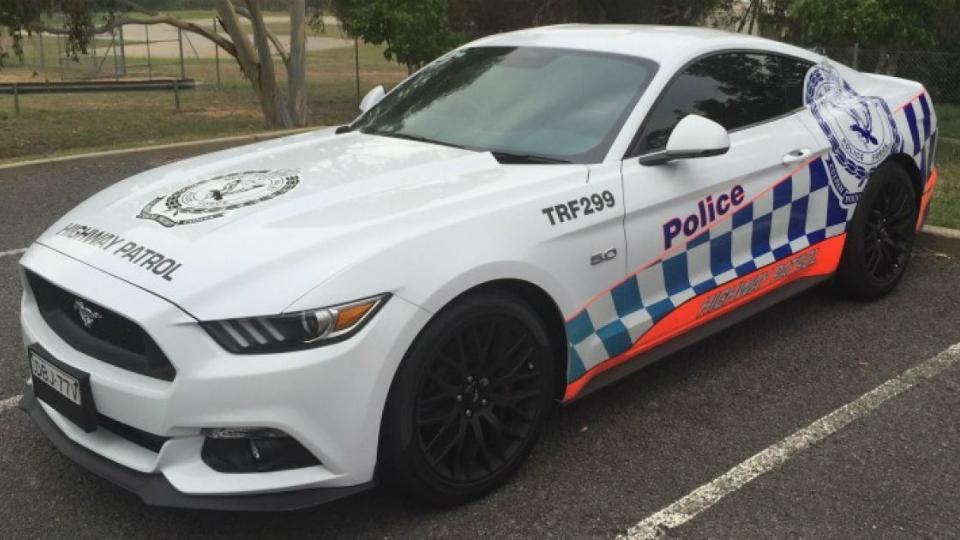 Ford Mustang провалил испытания австралийской полиции