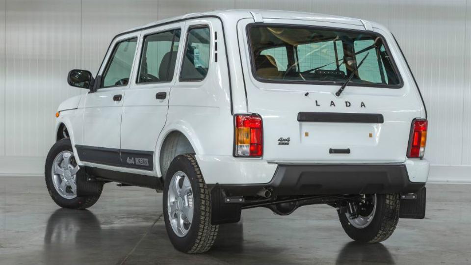 Внедорожник Lada 4x4 Urban получил новую модификацию