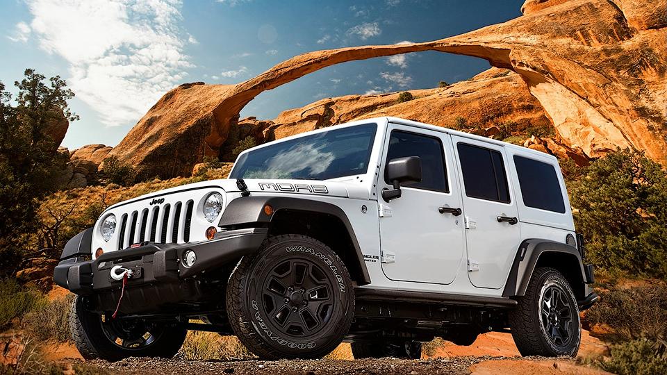 Jeep будет собирать новый Wrangler одновременно со старым