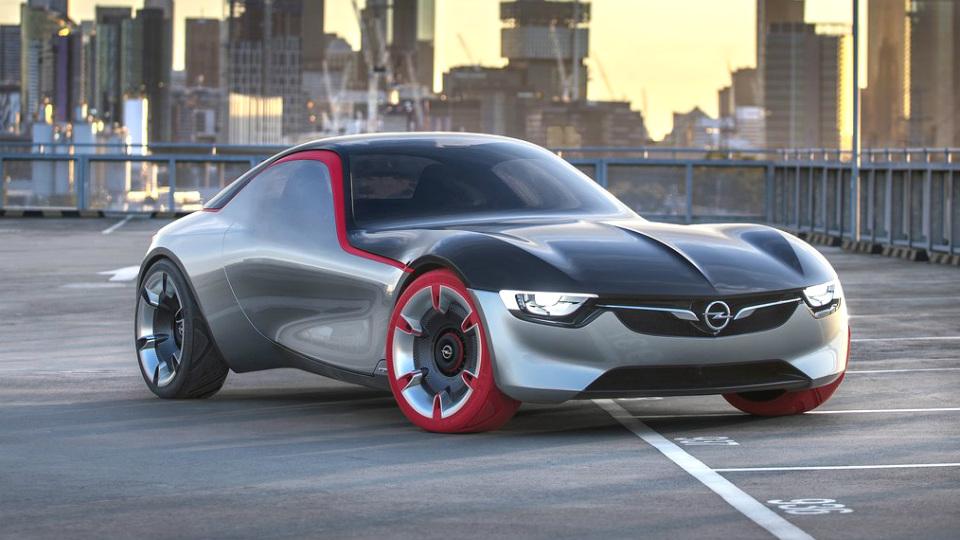 Серийное купе Opel GT получит полный привод от «Мокки»